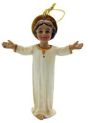 Standing Christ Child Jesus Ornament Advent Christmas Home Decoration, 3 3/4 Inc