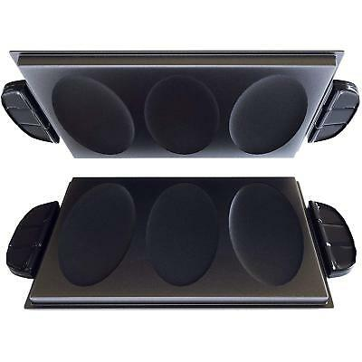 Genuine Original George Foreman Evolve Grill Type Omelette Plates GFP84OP