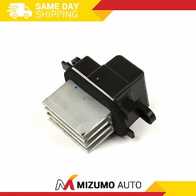 HVAC Blower Motor Resistor Fit 05-15 Ford Escape Expedition Lincoln MKS Mercury