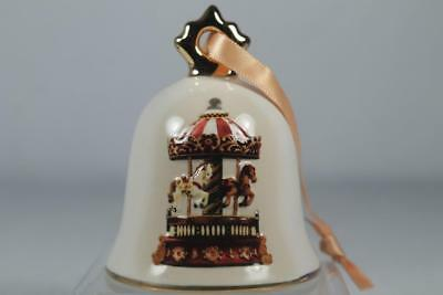 Goebel 2017 Annual Christmas Bell Ornament 34rd Edition #G112306 New In Box
