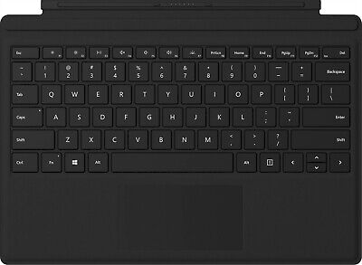 Microsoft Surface Pro Type Cover,Keyboard Cover for Surface Pro 3,Pro 4,Pro 2017