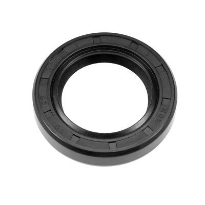 Oil Seal, TC 25mm x 38mm x 7mm, Nitrile Rubber Cover Double Lip