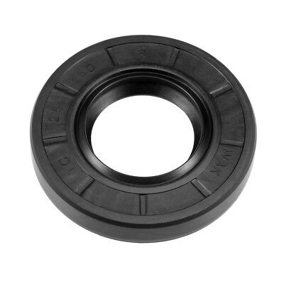 Oil Seal, TC 25mm x 50mm x 8mm, Nitrile Rubber Cover Double Lip