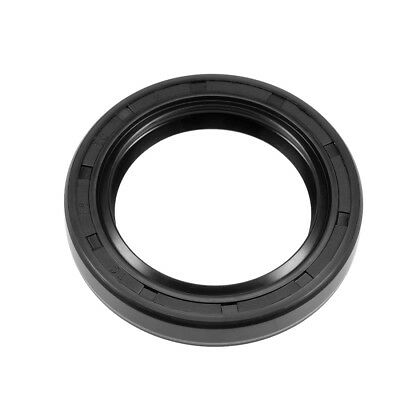 Oil Seal, TC 35mm x 50mm x 8mm, Nitrile Rubber Cover Double Lip