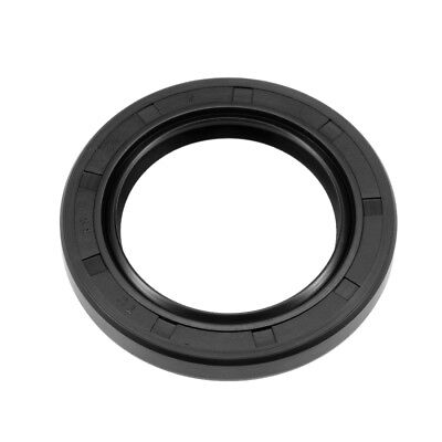 Oil Seal, TC 35mm x 52mm x 7mm, Nitrile Rubber Cover Double Lip