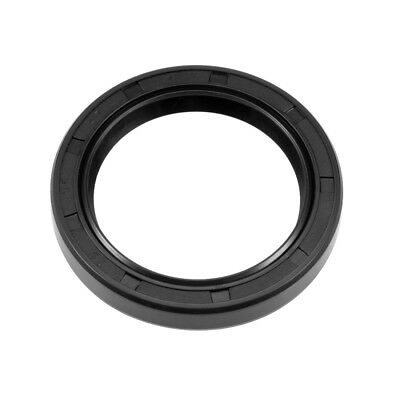Oil Seal, TC 35mm x 47mm x 7mm, Nitrile Rubber Cover Double Lip