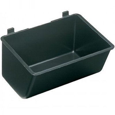 raaco 104562 Storage Tray Clip, Black, 9-Inch