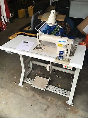 Juki DDL-8700 Mechanical Sewing Machine (Local pickup ONLY)