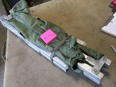 Used Army Cot, Real US Army Surplus, Good Servicable Condition, Camping, Bed
