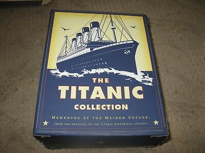 The Titanic Collection : Mementos of the Maiden Voyage by Hugh Brewster and Eric