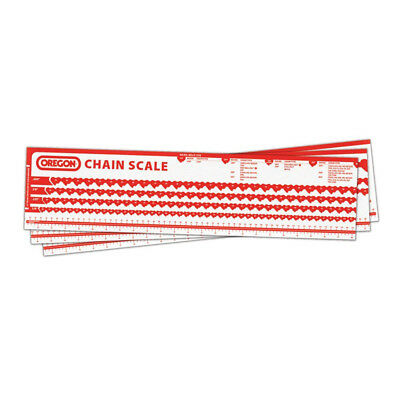 Oregon OEM 533129 replacement [33]chain scale, oregon