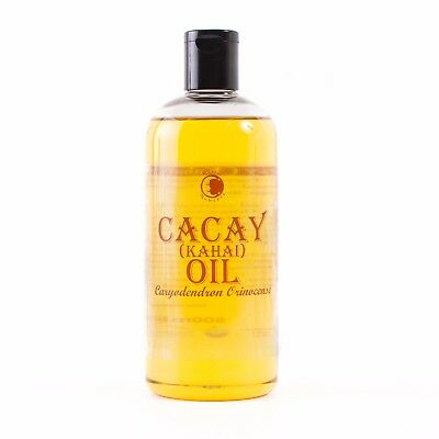 Mystic Moments Cacay (Kahai) Carrier Oil - 100% Pure - 1 Litre (OV1KCACA)