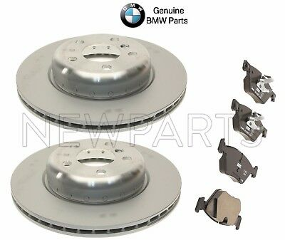 For BMW Genuine Disc Brake Pad Set Front 34117852969