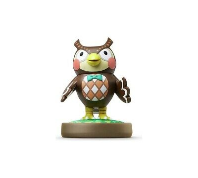 Nintendo amiibo Animal Crossing - Blathers.
