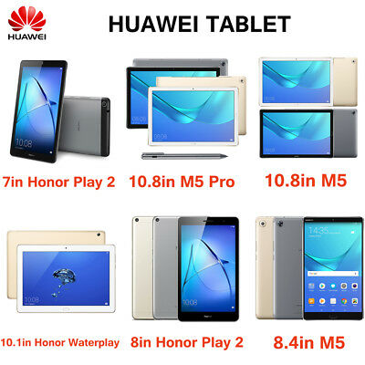 HUAWEI MediaPad M5/M5 Pro 10.8IN Android 8.0 IPS Octa Core 4+64G WiFi LTE Tablet