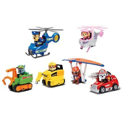 PAW Patrol Ultimate Rescue Mini Vehicle and Figure CHOOSE YOUR FAVOURITE