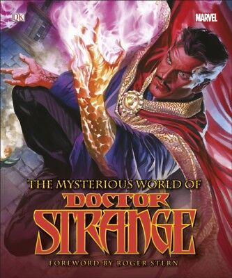 Mysterious World Of Doctor Strange, Dk , 9780241278574
