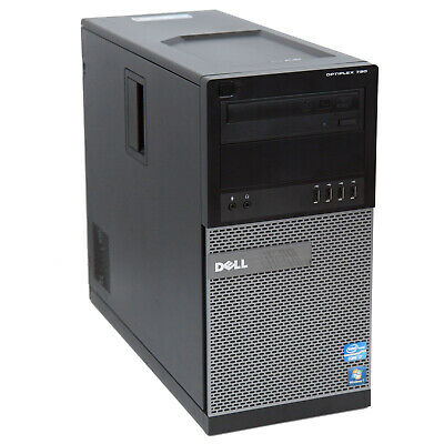 PC COMPUTER DESKTOP USATO GARANTITO DELL QUAD CORE i5-2400 RAM 4GB 320GB FREEDOS