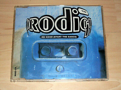 CD Maxi-Single - Prodigy - No Good (Star the Dance)