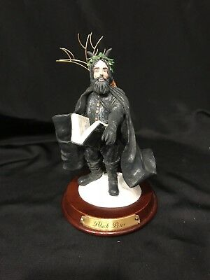 DUNCAN ROYALE BLACK PETER 1st Edition Christmas Figurine