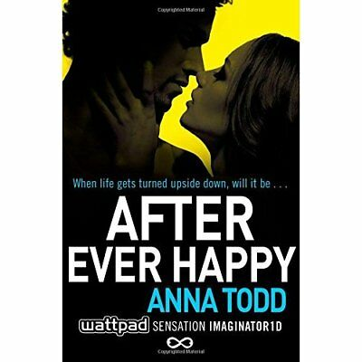 After Ever Happy - Paperback NEW Todd, Anna 2015-02-24