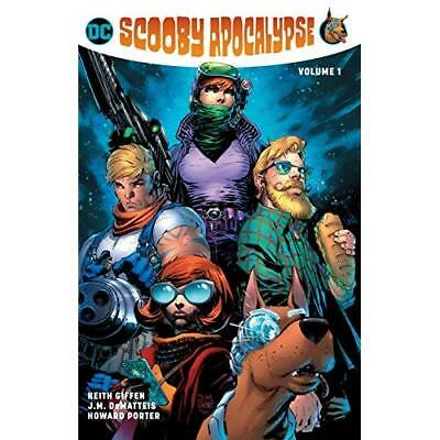 Scooby Apocalypse TP Vol 1  - Paperback NEW Lee, Jim 02/02/2018