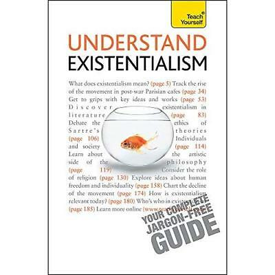 Understand Existentialism: Teach Yourself - Paperback NEW Thompson, Mel 2010-08-