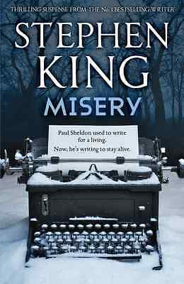 Misery - Paperback NEW King, Stephen 2011-07-07