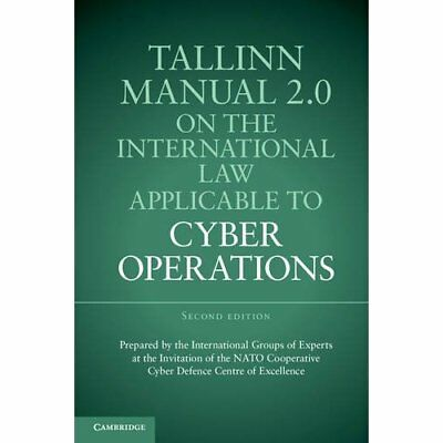 Tallinn Manual 2.0 on the International Law Applicable  - Paperback NEW Press, C