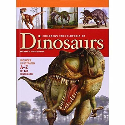 Children's Encyclopedia of Dinosaurs - Hardcover NEW Red Lemon Press 2014-09-01