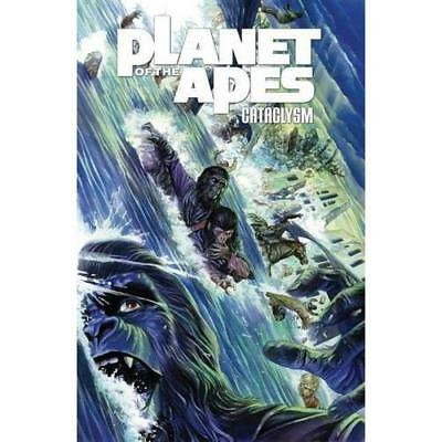 Planet of the Apes: Cataclysm Vol. 3 (Planet of the Ape - Paperback NEW Gabriel