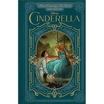 Have Courage, Be Kind: The Tale of Cinderella - Hardcover NEW Brittany Candau 20