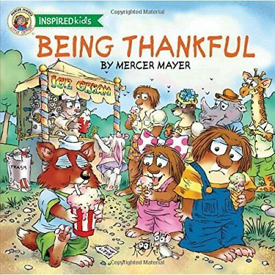 Being Thankful (Mercer Mayer's Little Critter) - Paperback NEW Mercer Mayer (A 2