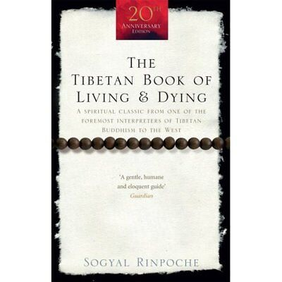 The Tibetan Book of Living and Dying: A Spiritual Class - Paperback NEW Rinpoche