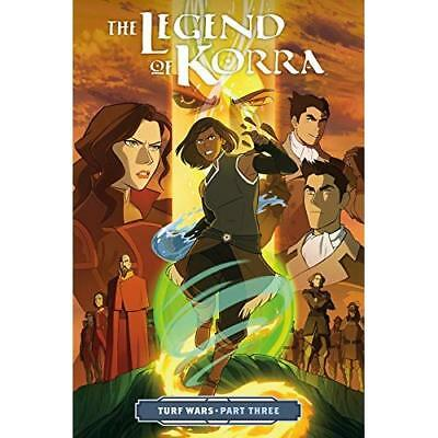 The Legend of Korra - Paperback NEW DiMartino, Mich 04/09/2018