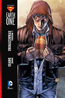 Superman: Earth One TP (Superman (DC Comics Numbered)) - Paperback NEW Davis, Sh
