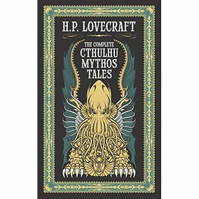 The Complete Cthulhu Mythos Tales (Barnes & Noble Leath - Hardcover NEW H. P. Lo