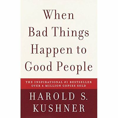 When Bad Things Happen to Good People - Paperback NEW Harold S. Kushn 2004-08-01
