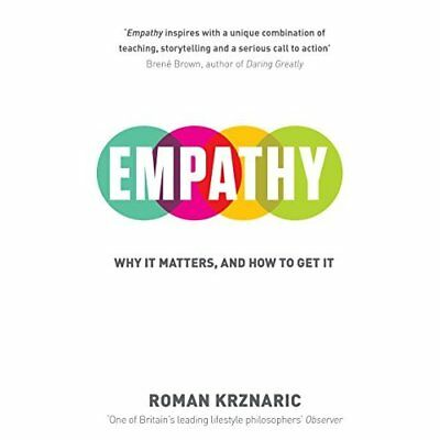 Empathy: Why It Matters, And How To Get It - Paperback NEW Roman Krznaric( 2015-