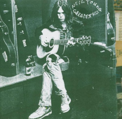Neil Young-Greatest Hits (UK IMPORT) CD NEW