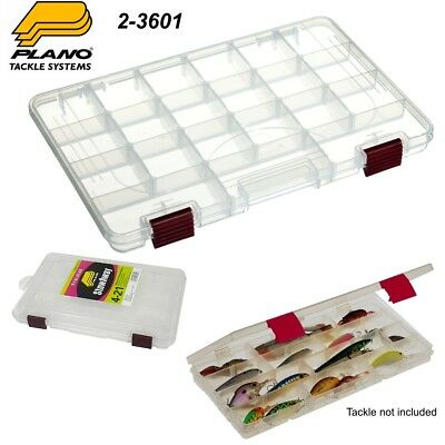 Plano 2-3601  Tackle Box Variante in Clear