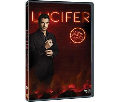 Film DVD WARNER HOME VIDEO - Lucifer - Stagione 01 (3 Dvd)   - Colori DVD 0