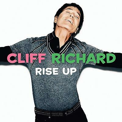 CLIFF RICHARD RISE UP CD (Released November 23rd 2018)