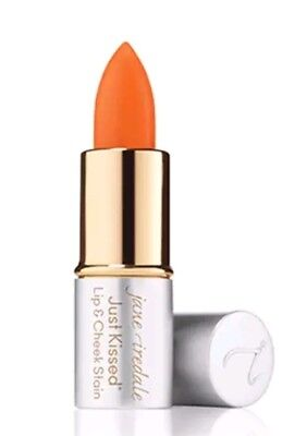 Jane Iredale Just Kissed Lip & Cheek Stain. Forever pink.Mini Travel Size/sample