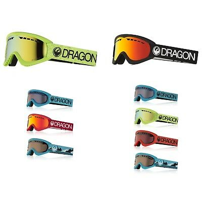 NEW Dragon DX DXS Lumalens Mens Womens Ski Snowboard Goggles Msrp$50