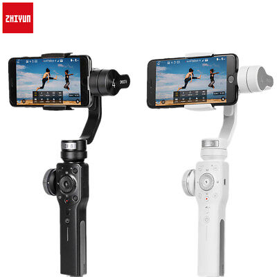 2018 Zhiyun Smooth 4 3-axis Handheld Gimbal Gopro Stabilizer for iPhone Samsung