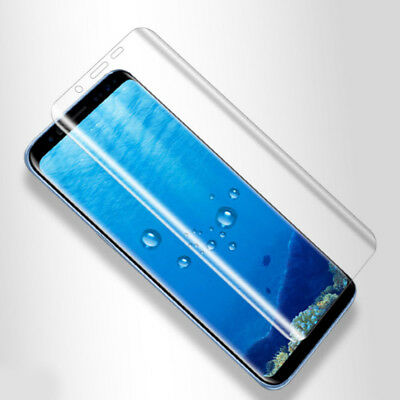 Samsung S9 Tempered Glass HD Curved Full Cover Screen Protector Protective Glass