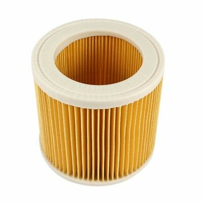 Air Dust Filters for Karcher WD2250 WD3.200 MV2 MV3 WD3 Vacuum Cleaner Cartridge