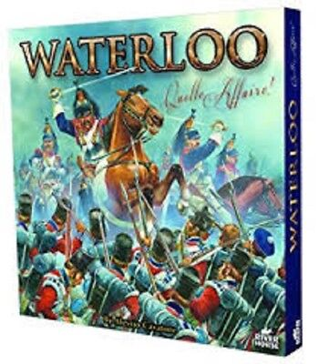 Waterloo Quelle Affaire Board Game Brand New & Sealed