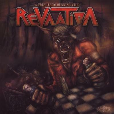 Various - Reunation-A Tribute To Running Wild Part 2 CD (2) Remedy Records NEW